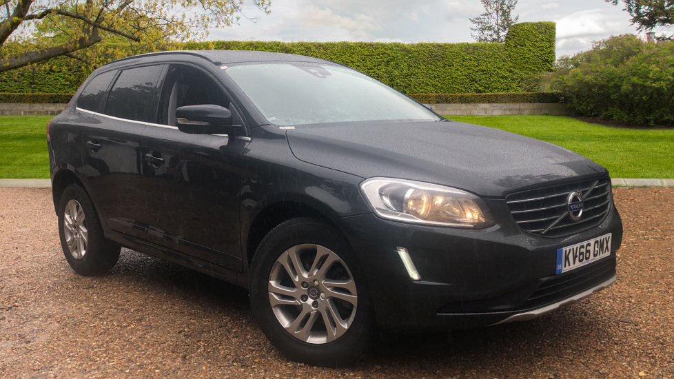 Volvo XC60 D4 SE Nav Auto, Sensus Navigation, DAB Radio, Rear Parking Sensors, Cruise Control 2.0 Diesel Automatic 5 door Estate (2016)