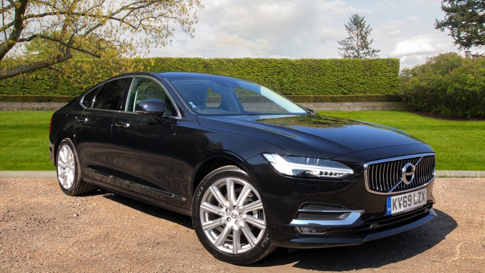 Volvo S90 T4 Inscription Plus Auto, Winter Pack, Heated Steering Wheel, Smartphone Integration, Privacy Glass 2.0 Automatic 4 door Saloon (2019)