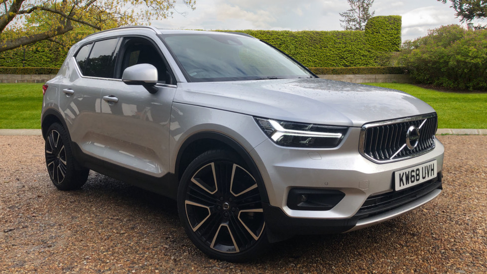 Volvo XC40 2.0 D4 Inscription AWD Auto, ConveniencePk, WinterPk, S/PhoneInt, 21 Diesel Automatic 5 door 4x4 (2019)