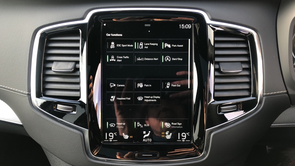 Volvo XC90 T8 Recharge PHEV R Design Pro AWD Auto, Lounge, Climate & Driver Assist Packs, Sunroof, B & W image 37