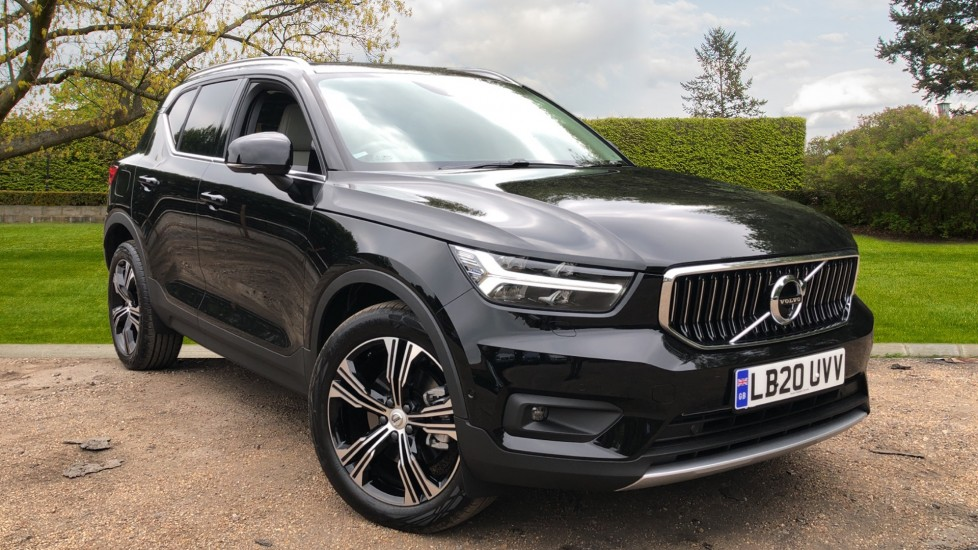 Volvo XC40 D3 Inscription Pro AWD Auto, Xenium Pack, Sunroof, 360 Camera, BLIS, Smartphone Integration, Tints 2.0 Diesel Automatic 5 door 4x4 (2020)