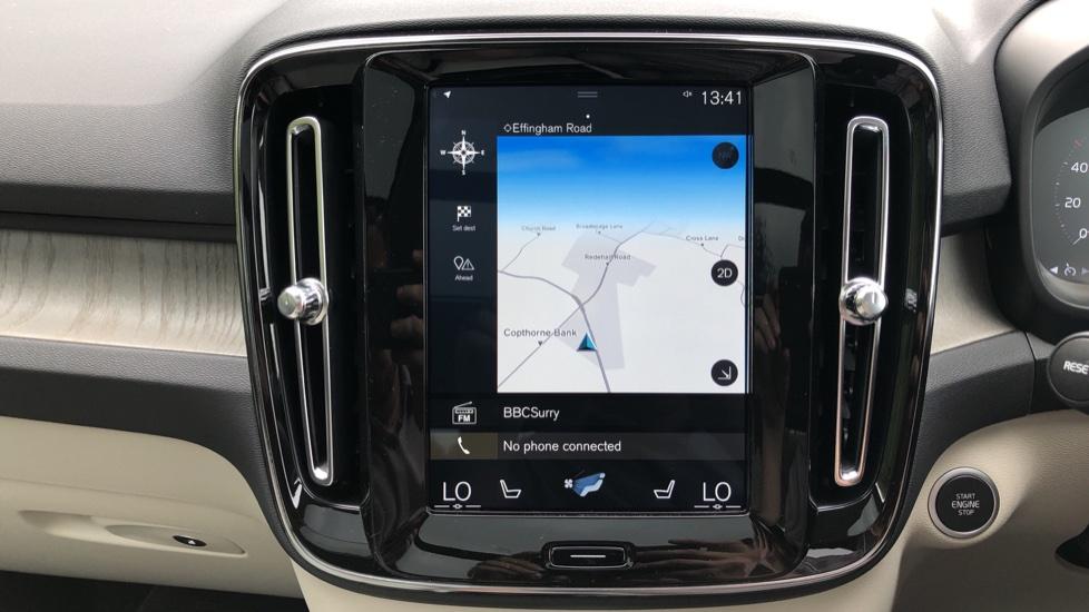 Volvo XC40 D3 Inscription Pro AWD Auto, Xenium Pack, Sunroof, 360 Camera, BLIS, Smartphone Integration, Tints image 6