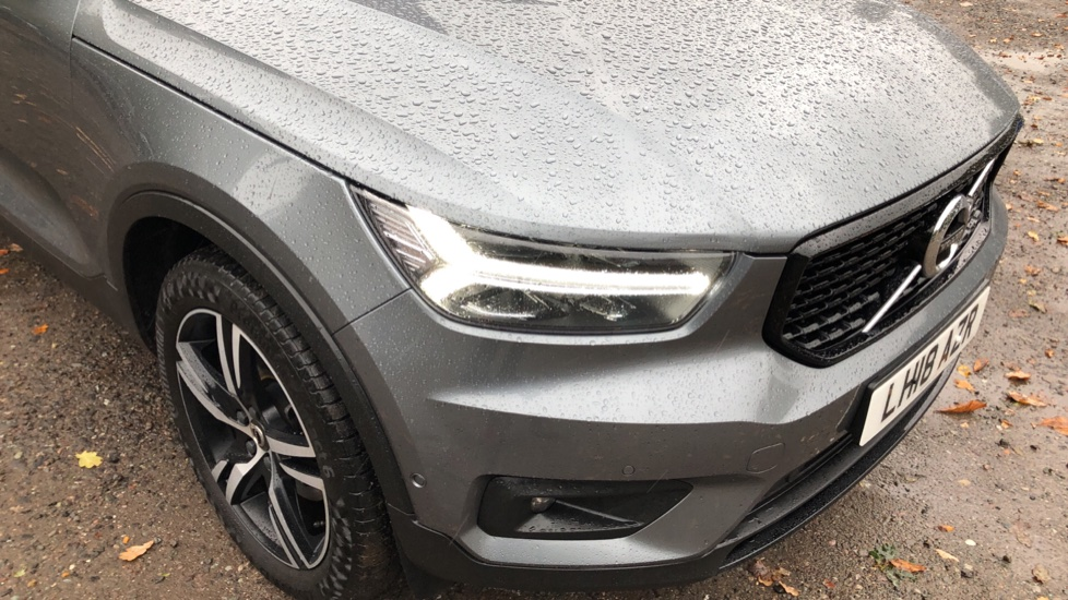 Volvo XC40 T5 First Edition AWD Auto, Launch Model, Nav, Sunroof, 360 Camera, HK Audio, Heated Seats image 34