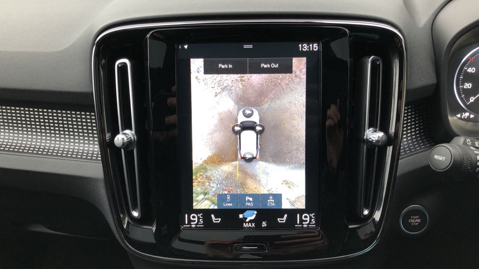 Volvo XC40 T5 First Edition AWD Auto, Launch Model, Nav, Sunroof, 360 Camera, HK Audio, Heated Seats image 7