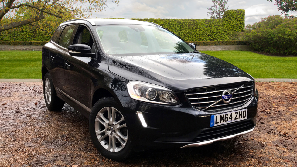 Volvo XC60 D5 SE Lux Nav AWD W. Tempa Spare Wheel, Cruise Control & Rear Park Assist  2.4 Diesel 5 door Estate (2014) image