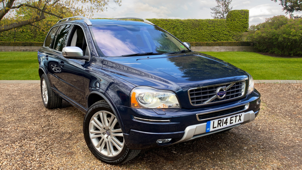 Volvo XC90 2.4 D5 Executive Auto W. Family Pack, Heated Front Seats & Power Sunroof Diesel Automatic 5 door Estate (2014) image