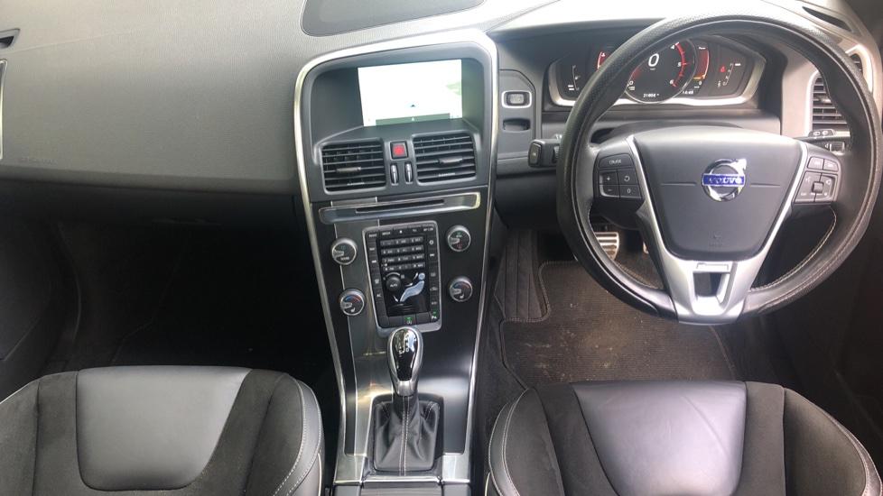 Volvo XC60 D4 R Design Nav Auto, Winter Pk, Heated Screen & Seats, Rr Sensors, Tempa Spare Wheel. image 17