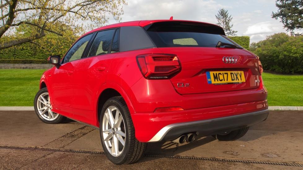 Audi Q2 1.4 TFSI S Line 5dr Manual, Nav, Heated Seats, Bluetooth, CarPlay, Front & Rear Park image 4