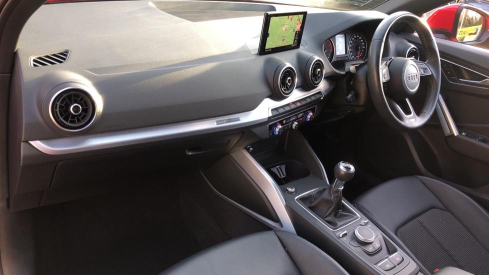 Audi Q2 1.4 TFSI S Line 5dr Manual, Nav, Heated Seats, Bluetooth, CarPlay, Front & Rear Park image 8