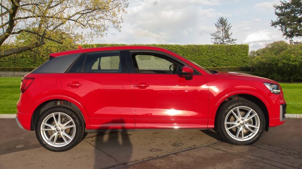 Audi Q2 1.4 TFSI S Line 5dr Manual, Nav, Heated Seats, Bluetooth, CarPlay, Front & Rear Park image 2