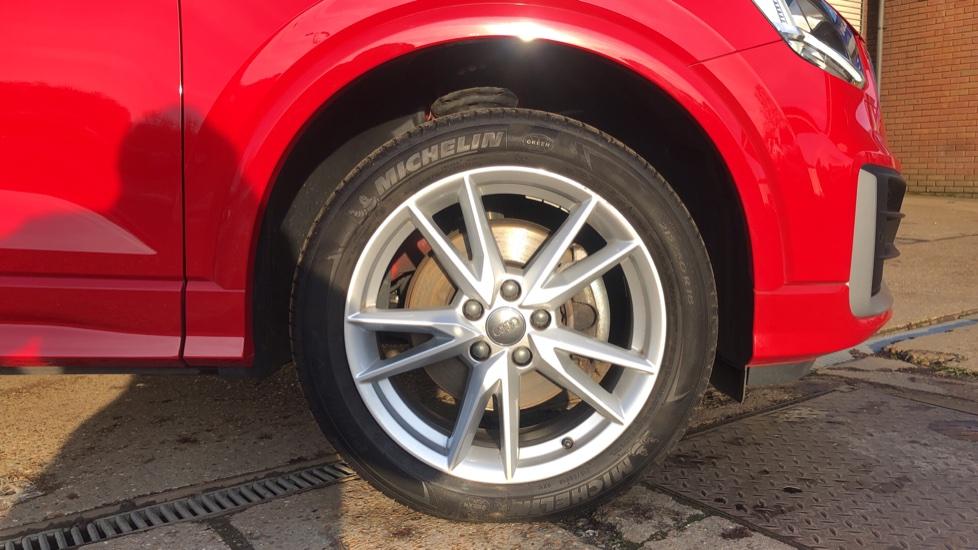 Audi Q2 1.4 TFSI S Line 5dr Manual, Nav, Heated Seats, Bluetooth, CarPlay, Front & Rear Park image 23