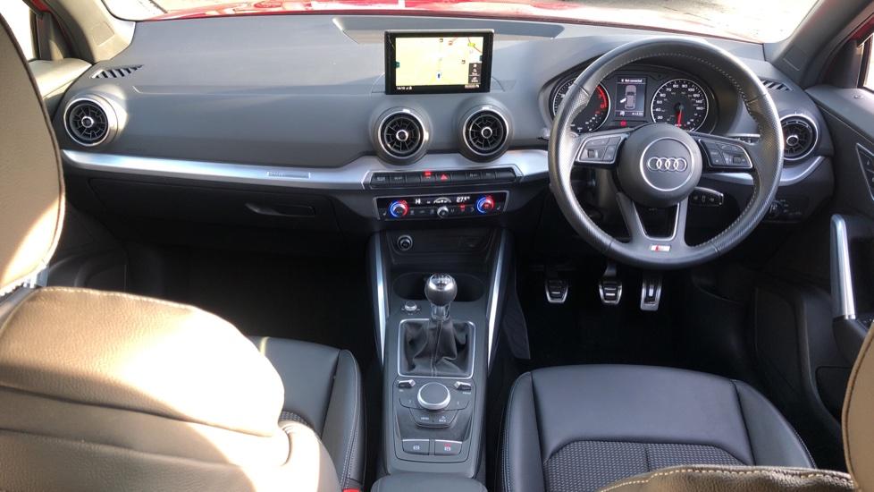 Audi Q2 1.4 TFSI S Line 5dr Manual, Nav, Heated Seats, Bluetooth, CarPlay, Front & Rear Park image 7