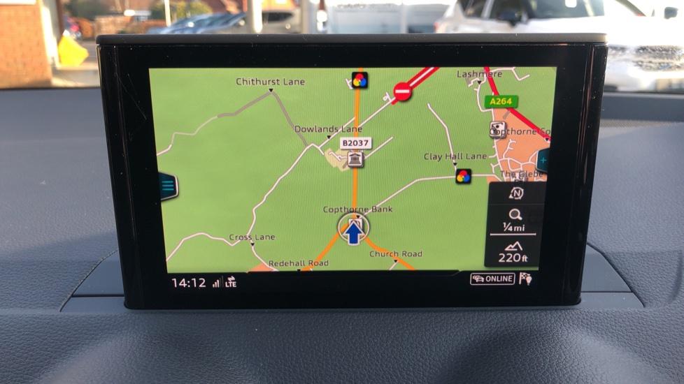 Audi Q2 1.4 TFSI S Line 5dr Manual, Nav, Heated Seats, Bluetooth, CarPlay, Front & Rear Park image 5