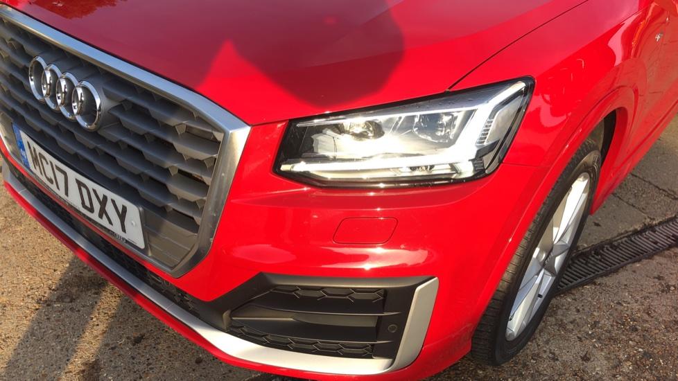 Audi Q2 1.4 TFSI S Line 5dr Manual, Nav, Heated Seats, Bluetooth, CarPlay, Front & Rear Park image 24