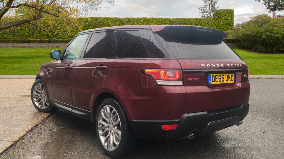 Land Rover Range Rover Sport 3.0 SDV6 HSE Dynamic Auto, Stealth Pack/Heated & Cooled F.Seats/Towbar/Auto Parking & 360 Cam image 4