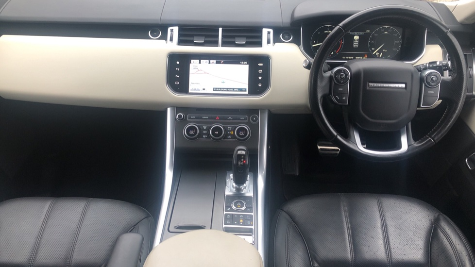 Land Rover Range Rover Sport 3.0 SDV6 HSE Dynamic Auto, Stealth Pack/Heated & Cooled F.Seats/Towbar/Auto Parking & 360 Cam image 21