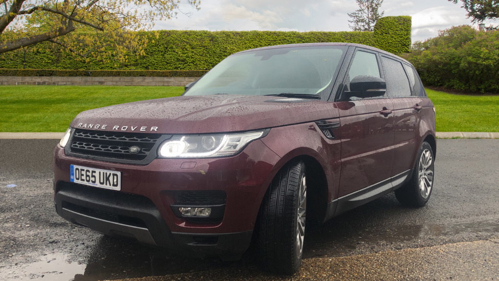 Land Rover Range Rover Sport 3.0 SDV6 HSE Dynamic Auto, Stealth Pack/Heated & Cooled F.Seats/Towbar/Auto Parking & 360 Cam image 3