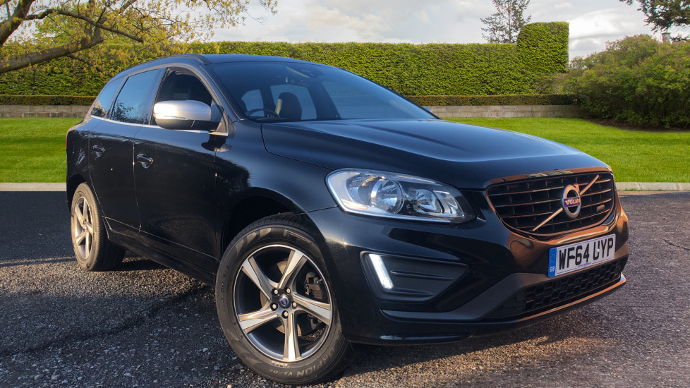 Volvo XC60 D5 R Design Nav AWD Auto, DAB Radio, USB Port, Bluetooth Phone & Audio 2.4 Diesel Automatic 5 door 4x4 (2014) image