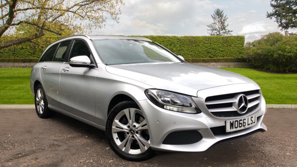 Mercedes-Benz C-Class Estate C220d SE Executive Edition 9spd Auto, Sat Nav, Rear Camera, Park Sensors, Bluetooth, DAB Radio 2.1 Diesel Automatic 5 door Estate (2016)