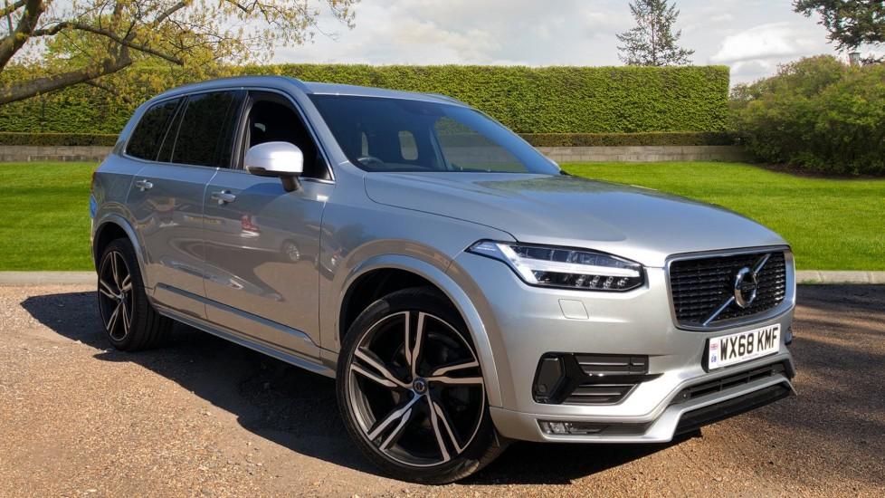 Volvo XC90 T6 R Design Pro AWD Auto, Heated Screen, Air Suspension, Rr.Cam, DAB, F & R Sensors, Pilot Assist 2.0 Automatic 5 door 4x4 (2018)