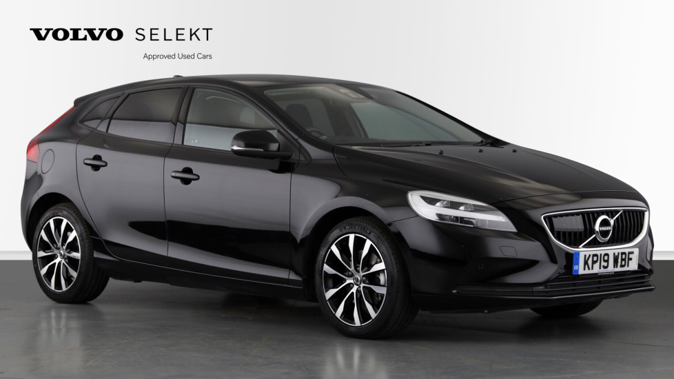 Volvo V40 T2 R Design Edition Winter Edn Pack, IntellisafePro, Heated Screen & F & R seats, AdaptCruise 2.0 5 door Hatchback (2019) image