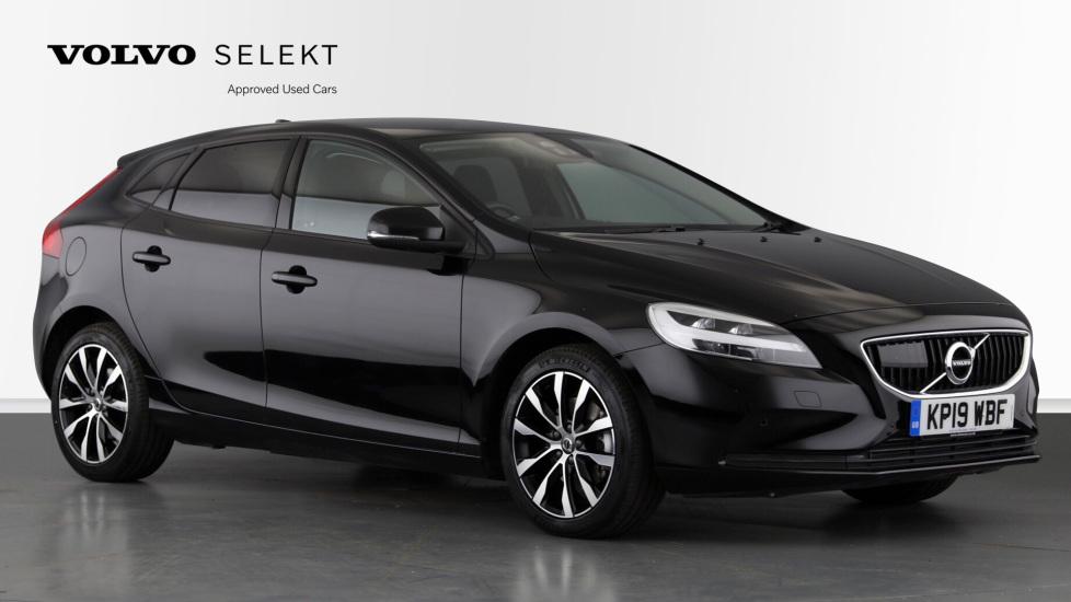 Volvo V40 T2 R Design Edition Winter Edn Pack, IntellisafePro, Heated Screen & F & R seats, AdaptCruise 2.0 5 door Hatchback (2019)