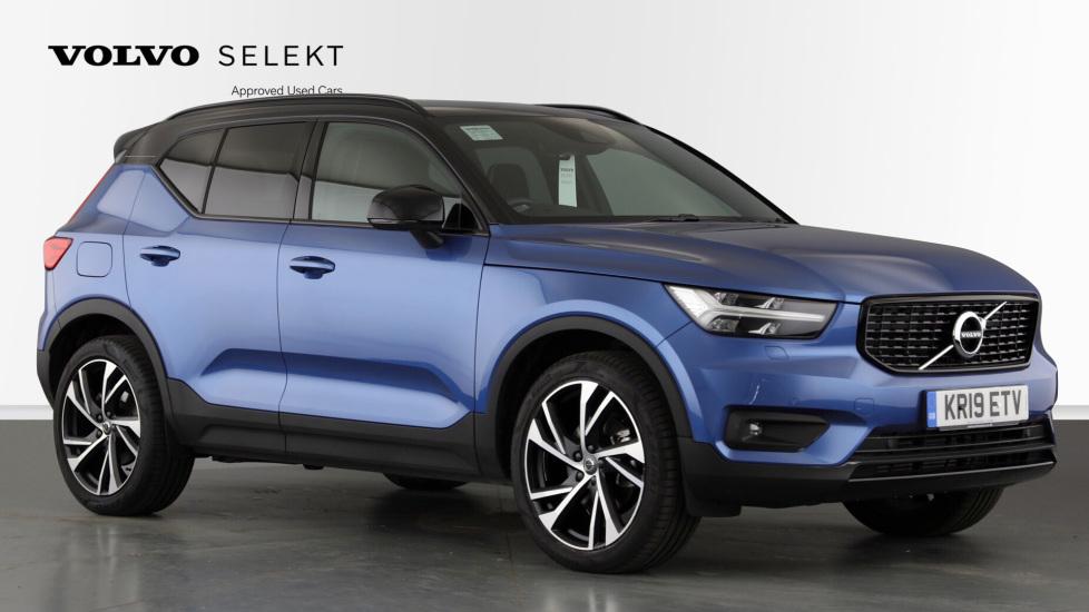 Volvo XC40 2.0 D3 R Design AWD Auto, Winter Pack, Intellisafe Pro, Keyless Drive, Harman Kardon Diesel Automatic 5 door 4x4 (2019) image