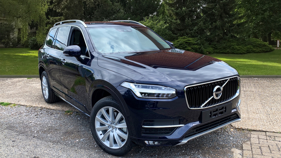 Volvo XC90 2.0 D5 PowerPulse Momentum AWD Auto W. Winter Pack, 360 Camera & Dark Tints Diesel Automatic 5 door Estate (2019) image