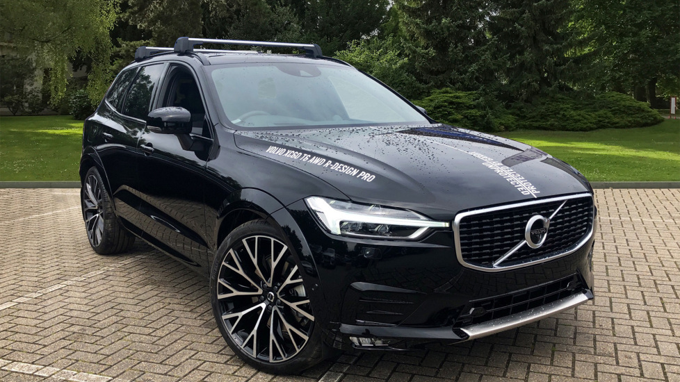 Volvo XC60 2.0 T6 [310] R DESIGN Pro AWD Geartronic Automatic 5 door Estate (19MY)