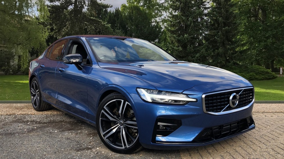 Volvo S60 T5 R DESIGN PLUS 2.0 Automatic 4 door Saloon at Volvo Horsham thumbnail image
