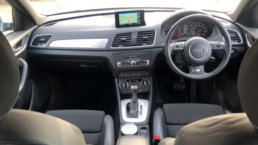 Audi Q3 2.0T FSI Quattro S Line Navigation Auto, Rear Sensors, Audi Parking Plus System, DAB Radio image 8
