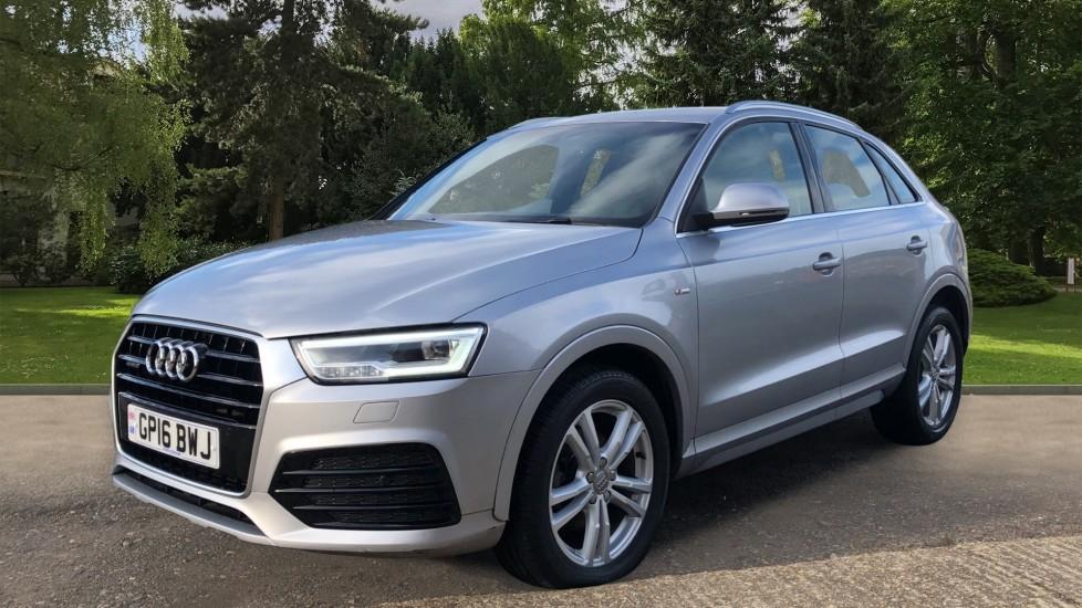 Audi Q3 2.0T FSI Quattro S Line Navigation Auto, Rear Sensors, Audi Parking Plus System, DAB Radio image 3