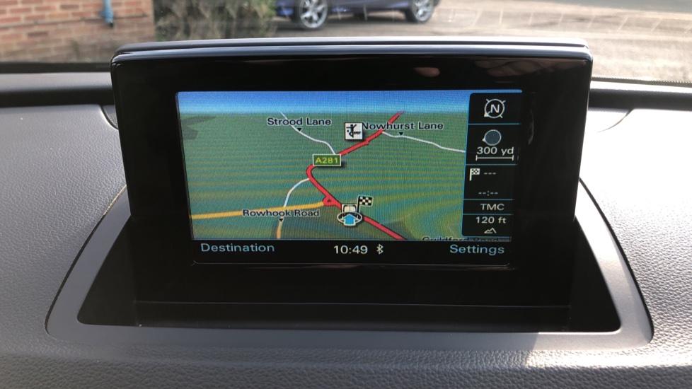 Audi Q3 2.0T FSI Quattro S Line Navigation Auto, Rear Sensors, Audi Parking Plus System, DAB Radio image 5