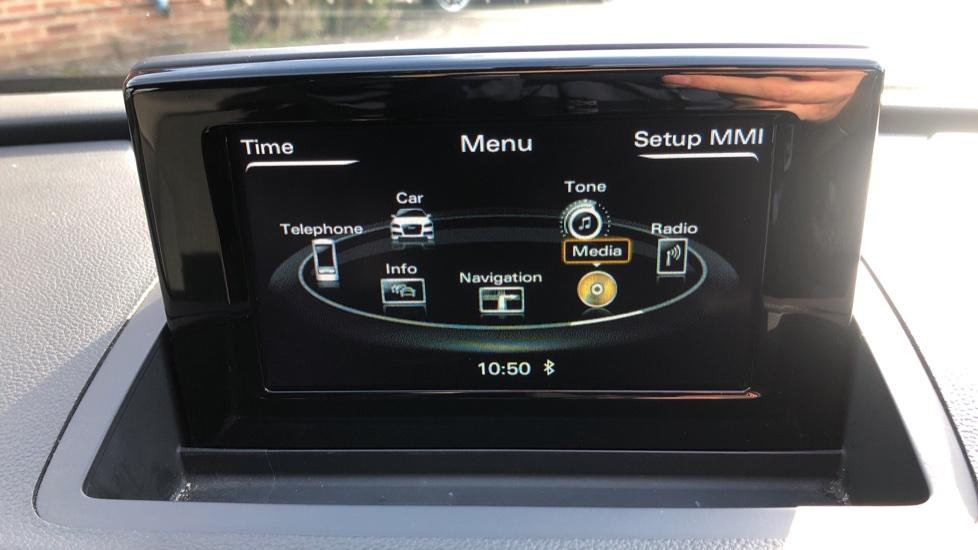Audi Q3 2.0T FSI Quattro S Line Navigation Auto, Rear Sensors, Audi Parking Plus System, DAB Radio image 24