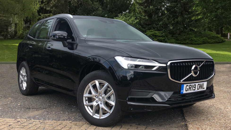 Volvo XC60 D4 Momentum Auto with Family Pk, Winter Pk, Convenience Pk, DAB, Keyless Entry & Drive. 2.0 Diesel Automatic 5 door Estate (2019) image