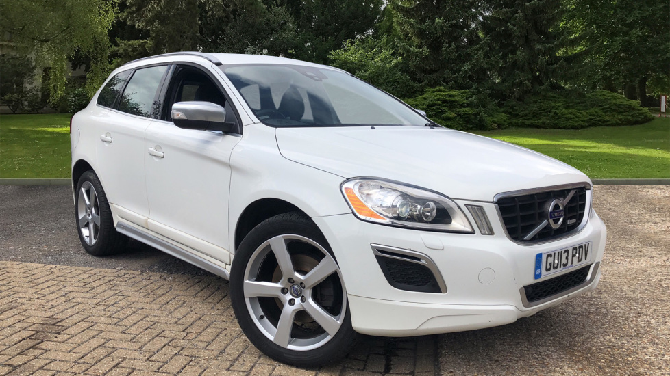 Volvo XC60 D5 [215] R Design Lux Nav AWD Auto with DAB Radio, 20 Inch Wheels & Active Bending Lights. 2.4 Diesel Automatic 5 door Estate (2013)