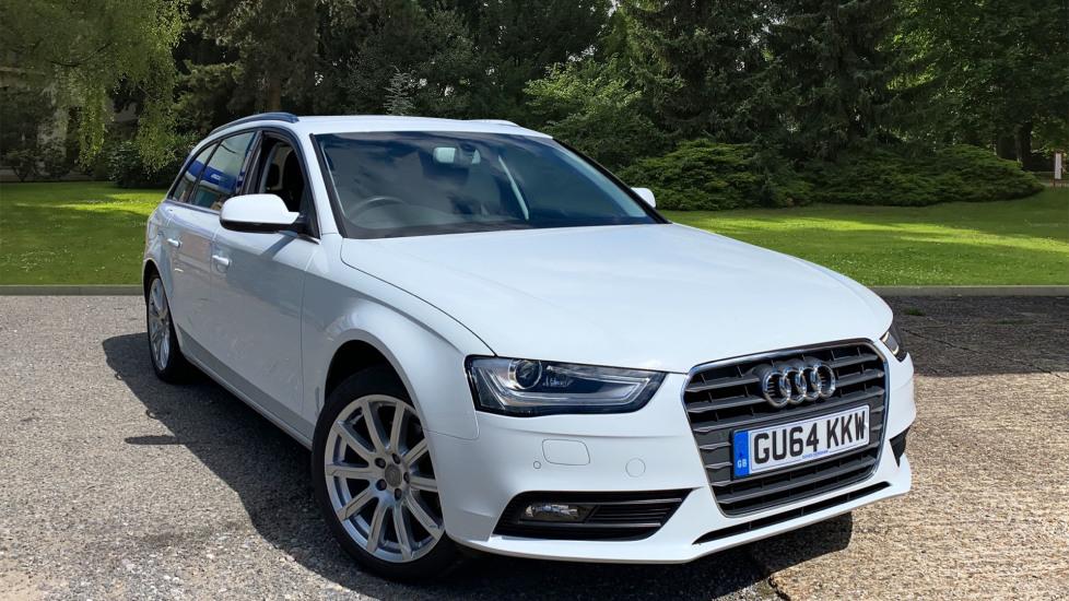 Audi A4 2.0 TDI SE Technik Auto With. Satellite Navigation, 18 Inch Alloys, Front & Rear Park Assist Diesel Automatic 5 door Estate (2014) image