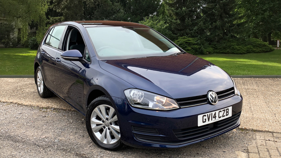 Volkswagen Golf 1.4 TSI SE DSG With. Special Paint, Adaptive Cruise Control & Heated Washers Automatic 5 door Hatchback (2014) image