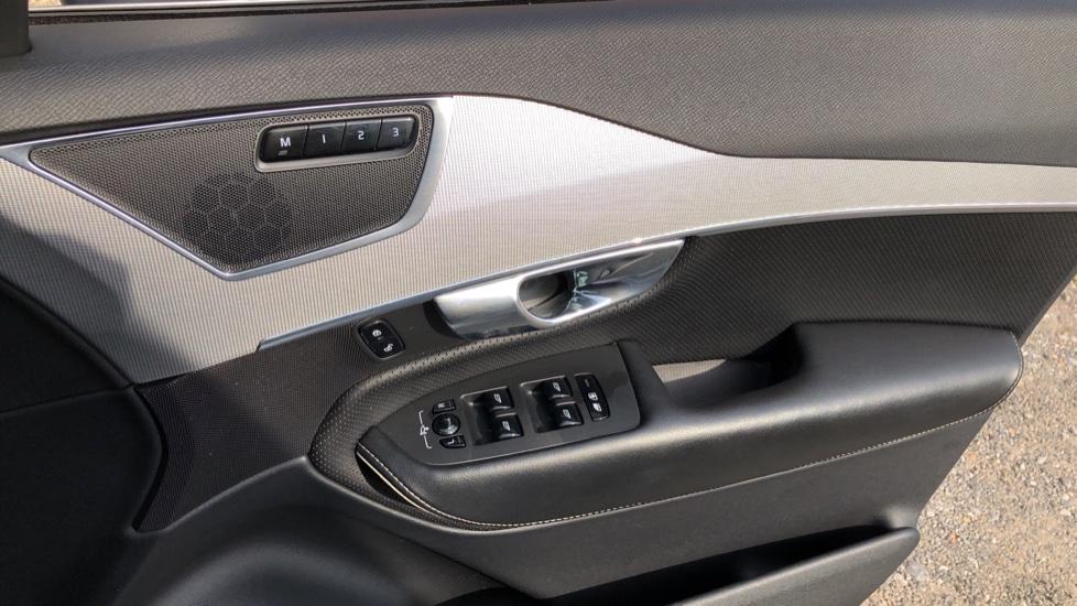 Volvo XC90 D5 PowerPulse R Design AWD Auto, Xenium, Winter & Family Packs, HUD, BLIS, Smartphone Int, image 38