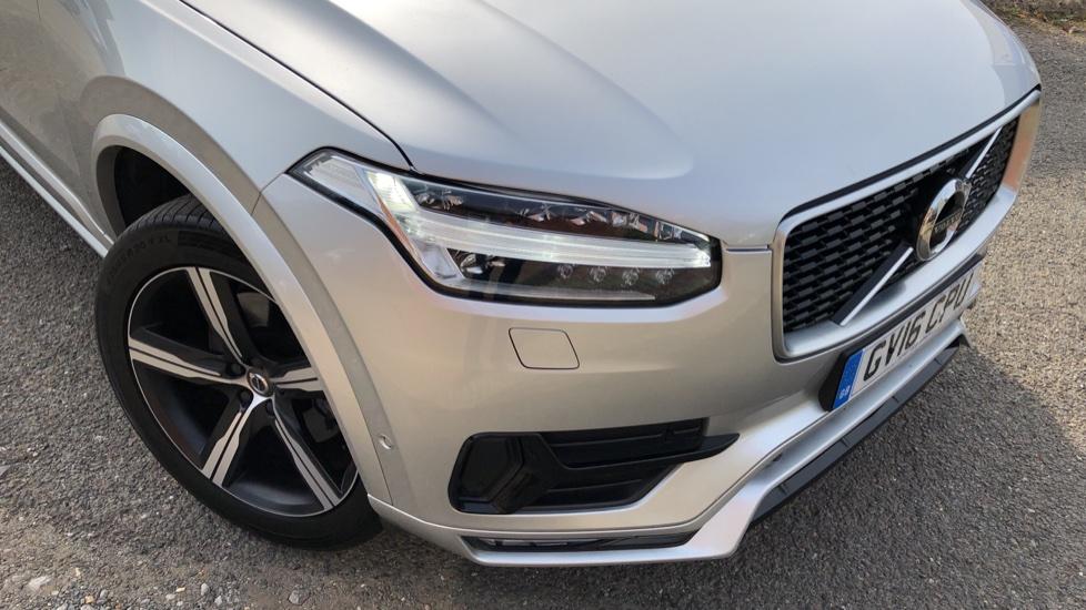 Volvo XC90 D5 PowerPulse R Design AWD Auto, Xenium, Winter & Family Packs, HUD, BLIS, Smartphone Int, image 35