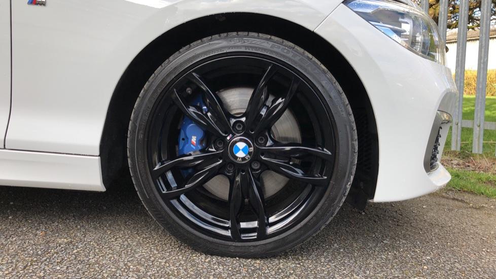 BMW 1 Series M140i, Sport Auto Gearbox, Nav, Rear Sensors, BMW Professional Media & Rr. Park Distance Control image 10