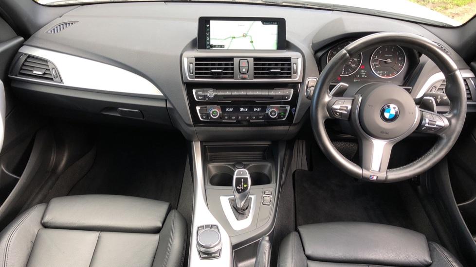 BMW 1 Series M140i, Sport Auto Gearbox, Nav, Rear Sensors, BMW Professional Media & Rr. Park Distance Control image 11