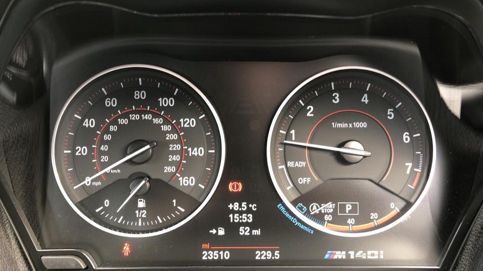 BMW 1 Series M140i, Sport Auto Gearbox, Nav, Rear Sensors, BMW Professional Media & Rr. Park Distance Control image 13