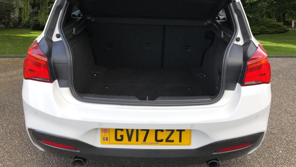 BMW 1 Series M140i, Sport Auto Gearbox, Nav, Rear Sensors, BMW Professional Media & Rr. Park Distance Control image 14
