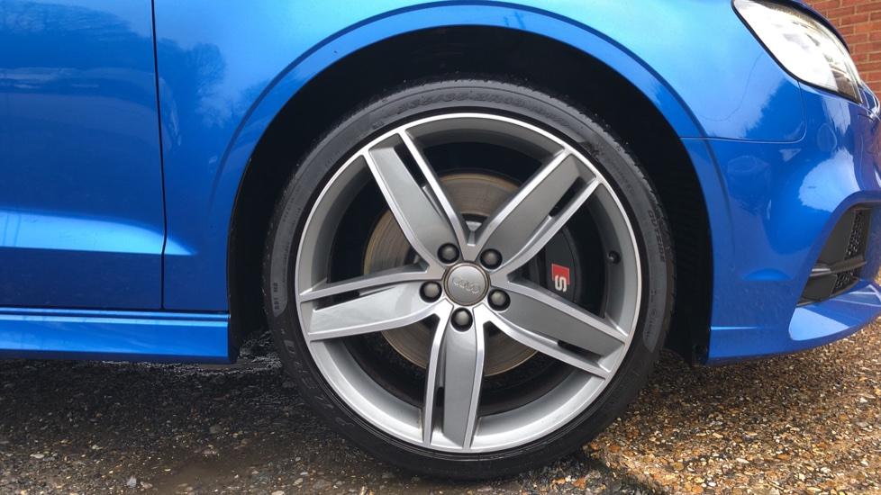 Audi S3 TFSI Quattro Black Edition Auto with Sunroof, Bang & Olufsen, Virtual Cockpit, Rear Sens & DAB image 22