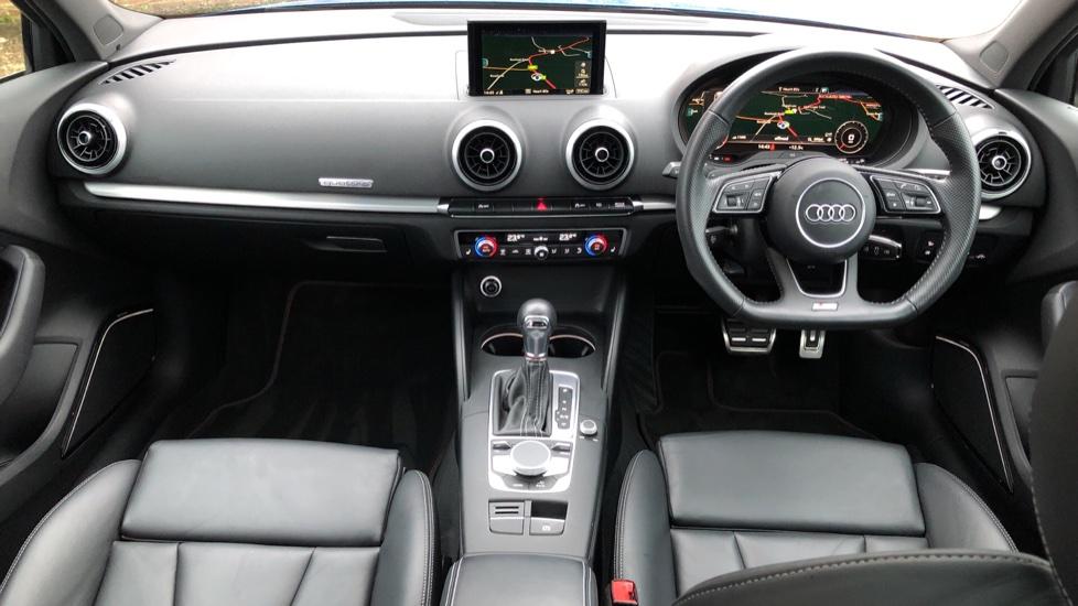 Audi S3 TFSI Quattro Black Edition Auto with Sunroof, Bang & Olufsen, Virtual Cockpit, Rear Sens & DAB image 10