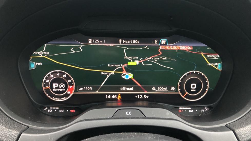 Audi S3 TFSI Quattro Black Edition Auto with Sunroof, Bang & Olufsen, Virtual Cockpit, Rear Sens & DAB image 12