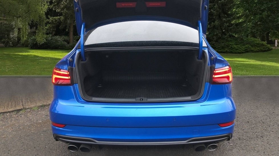 Audi S3 TFSI Quattro Black Edition Auto with Sunroof, Bang & Olufsen, Virtual Cockpit, Rear Sens & DAB image 34
