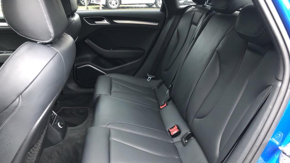 Audi S3 TFSI Quattro Black Edition Auto with Sunroof, Bang & Olufsen, Virtual Cockpit, Rear Sens & DAB image 17