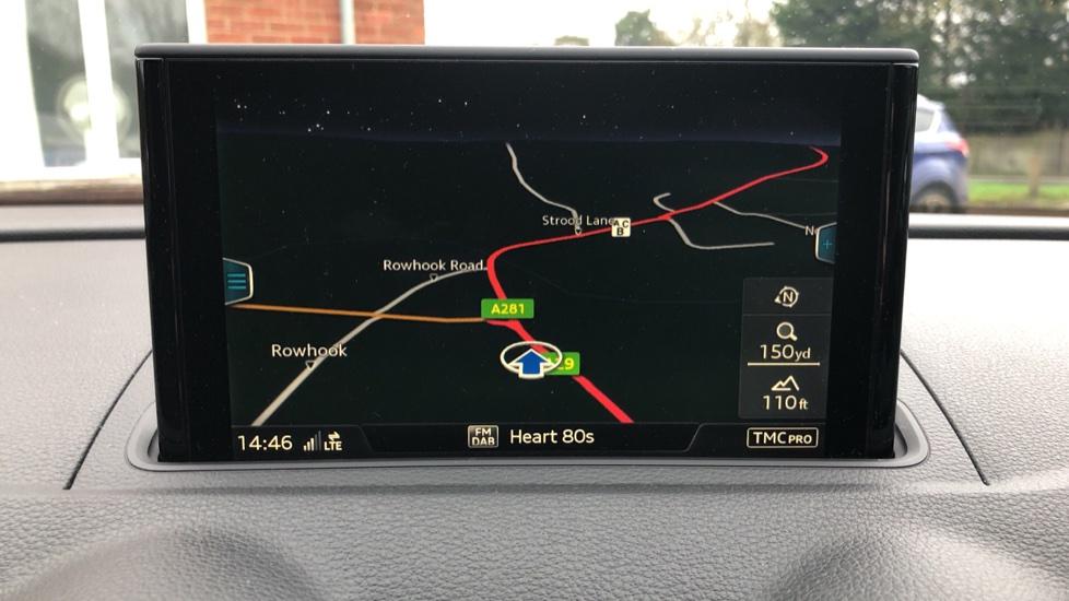 Audi S3 TFSI Quattro Black Edition Auto with Sunroof, Bang & Olufsen, Virtual Cockpit, Rear Sens & DAB image 5